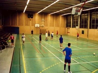 Gymnase Mazaire (intérieur)
